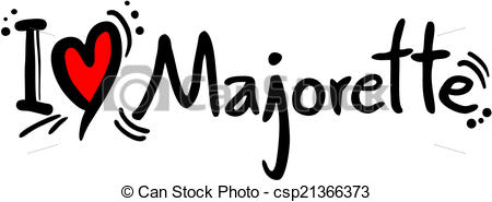 Majorettes clipart #19