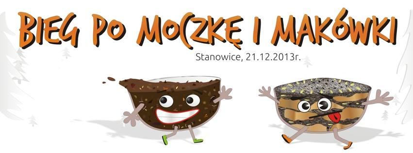 II Bieg po Moczkę i Makówki.