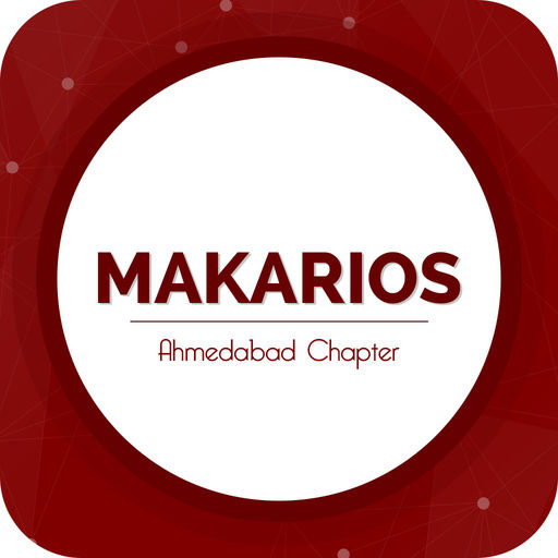 Makarios Chapter Ahmedabad by Hardik Shah.