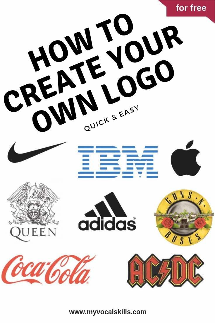 How To Create Your Own Band Logo.
