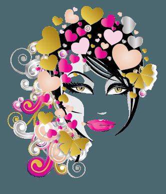 Free Makeup artist Logo Maker.