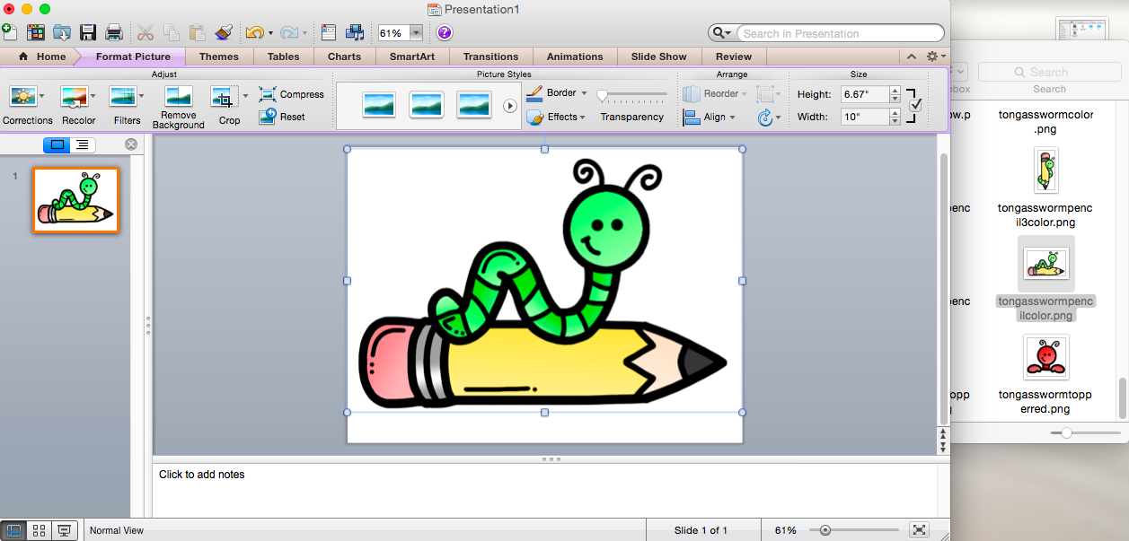 How to Use Clipart.