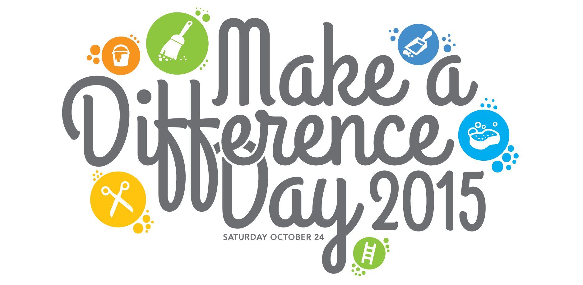 Make a Difference Day 2015.