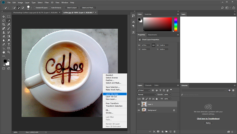 How to Make A Logo in Photoshop or without PS.