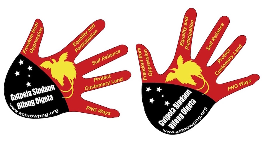Take Back PNG: Make the National Goals Relevant Again.