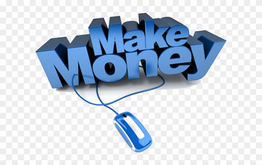 Make Money Transparent Photo.