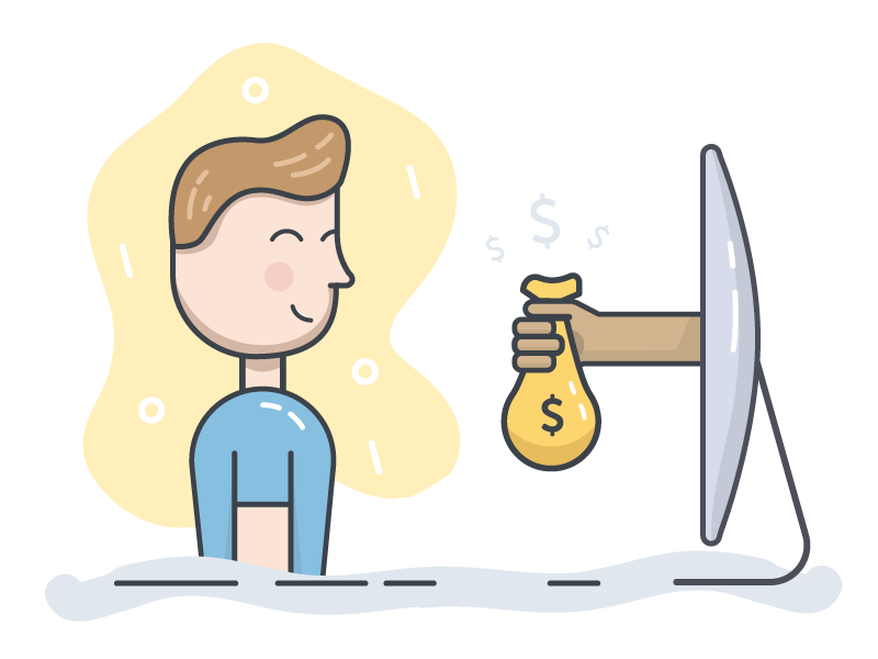 5 legitimate ways for creators to make money online from home.
