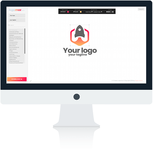 Create your Logo for Free.