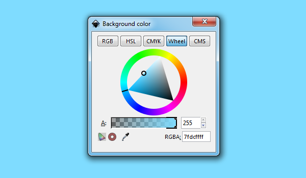 How to Make Inkscape's Background Transparent.
