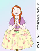 Make wish Illustrations and Clip Art. 283 make wish royalty free.