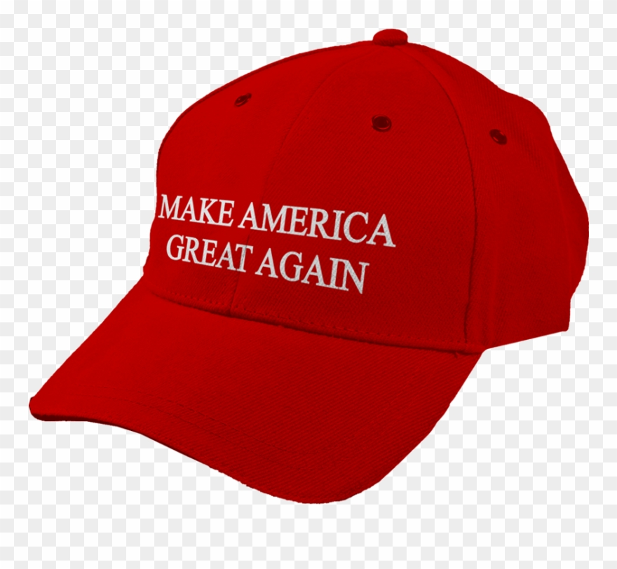 Make America Great Again Hat Clipart (#3040321).