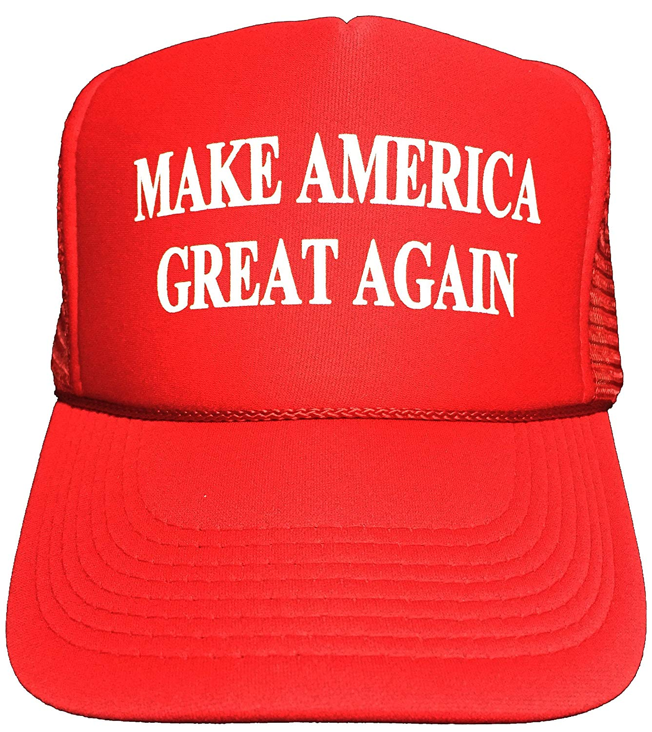 Buy Trump 2016 Make America Great Again Red Adjustable Hat.