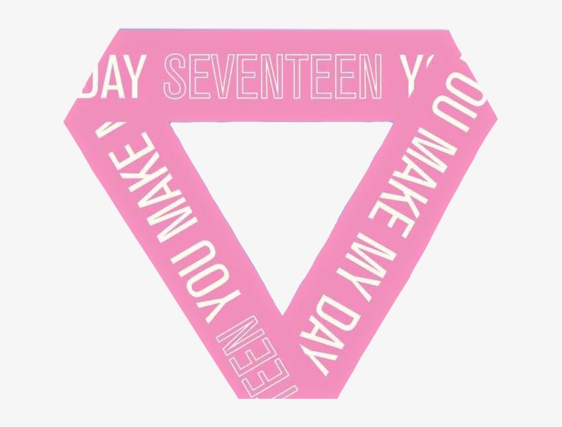 Seventeen 'you Make My Day' Logo • • • Seventeen Svt.