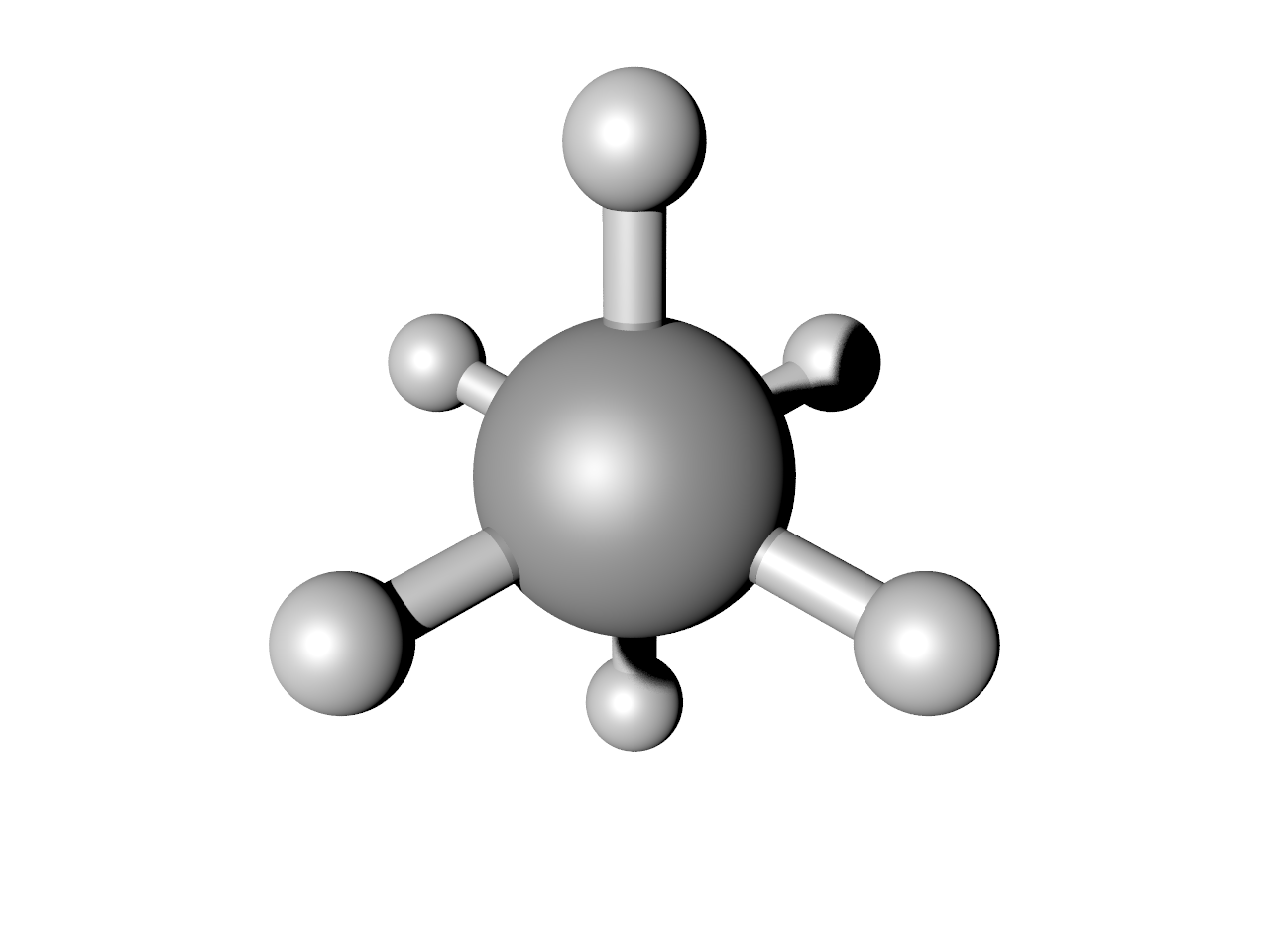 Animated Molecules.