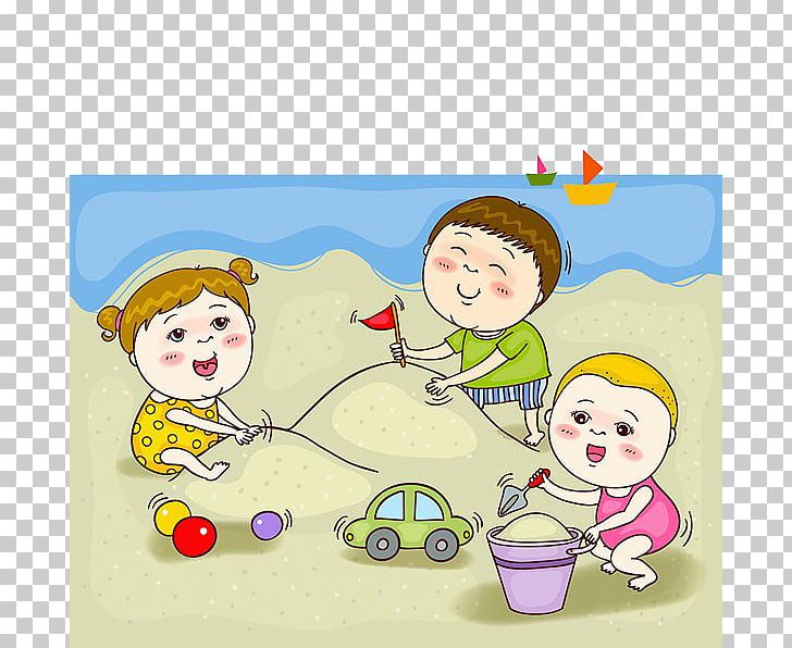 Child Make Believe Sand Play PNG, Clipart, Adobe Illustrator.