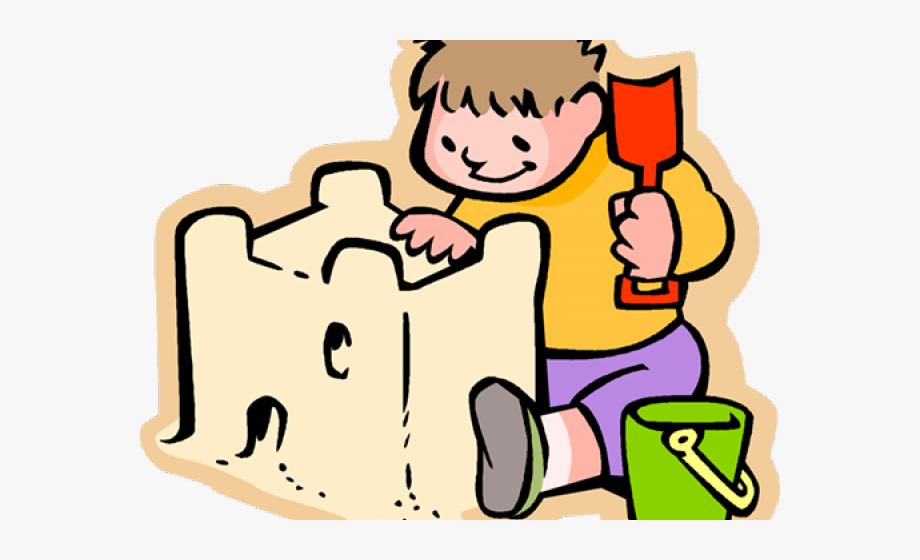 Make Sand Castle Gif, Cliparts & Cartoons.