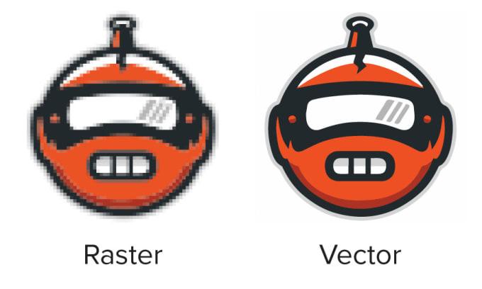 make any illustration,logo,icon,sketch into vector.
