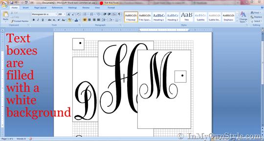 Make Clipart Transparent Word.