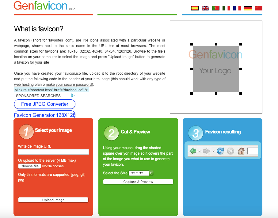 Best 10 Favicon Generators: Create a Favicon for Free.