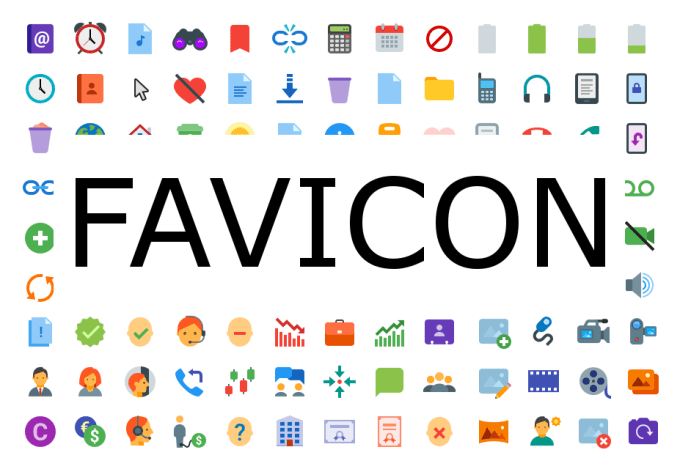 arnabdas301 : I will make a favicon from your logo within 48 hours for $5  on www.fiverr.com.