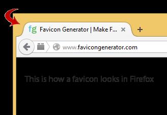 Favicon Generator.