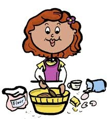 Make A Cake Clipart.