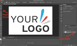 3 Ways to Make the Background of a Logo Transparent: A Step.