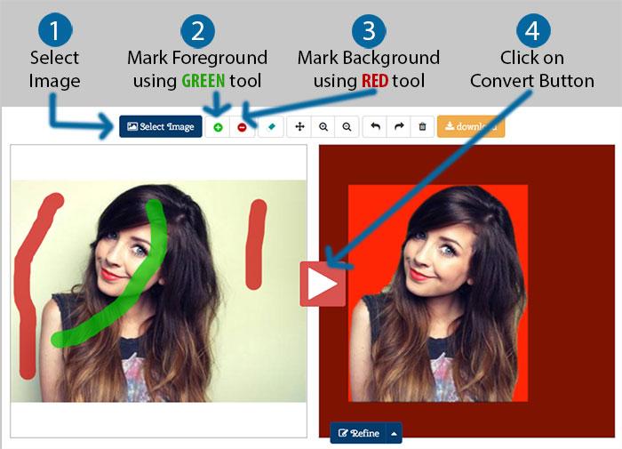 Make Transparent Image Online.