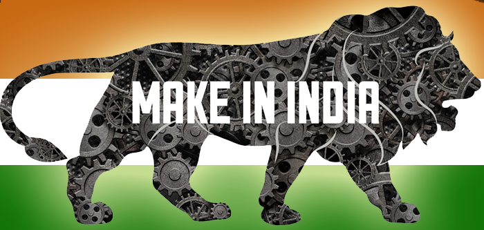 Significant steps at Make in India week.