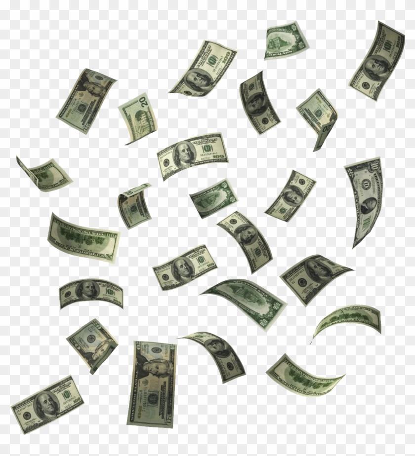 Falling Money Png Image Find Lost Money, Make Money.