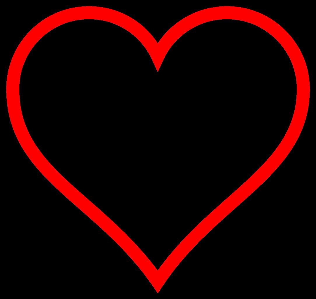 Heart Clip Art #38794.