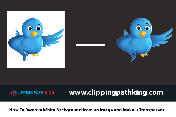 How To Remove White Background from an Image and Make It.