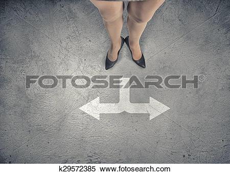 Stock Image of Make next step k29572385.