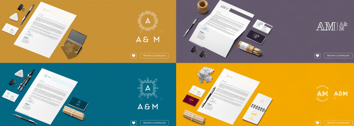 How to make your own monogram: 5 free online monogram makers.