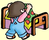 Make my bed clipart 2 » Clipart Portal.