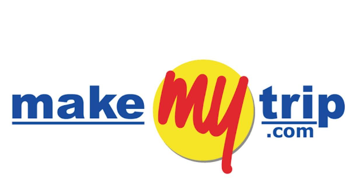 Make My Trip Logo PNG Free Download.