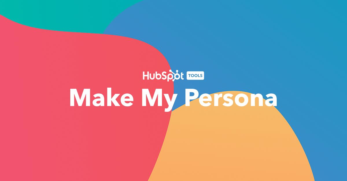 Make My Persona.