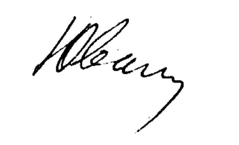 Signature Analysis: What Your Signature Says About Your.