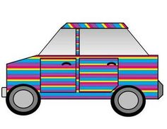 Car Clip Art for Commercial Use.