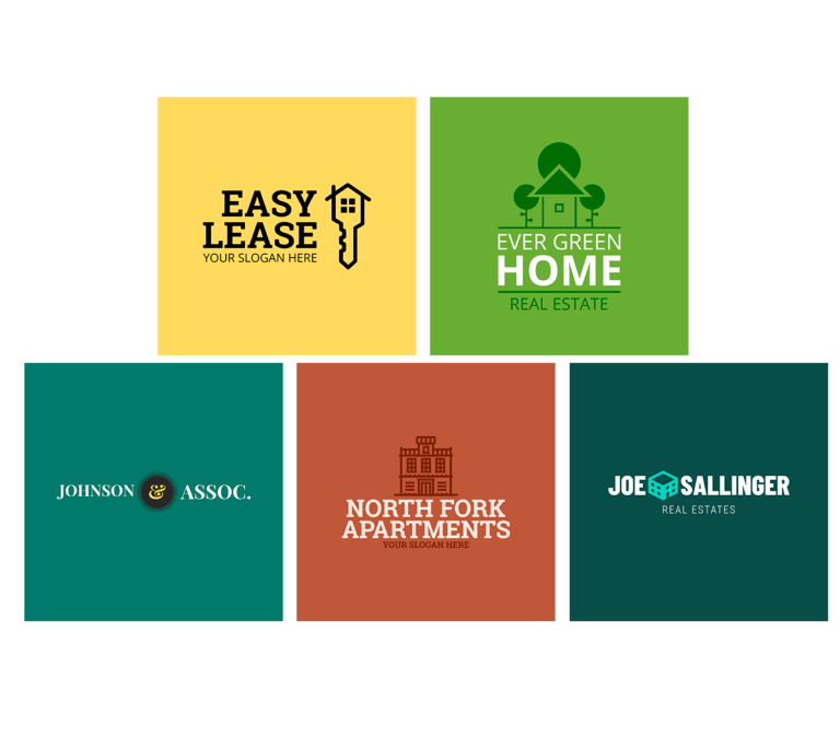 Real Estate Logo Maker.