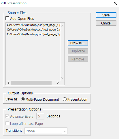 How to Create a Multi.