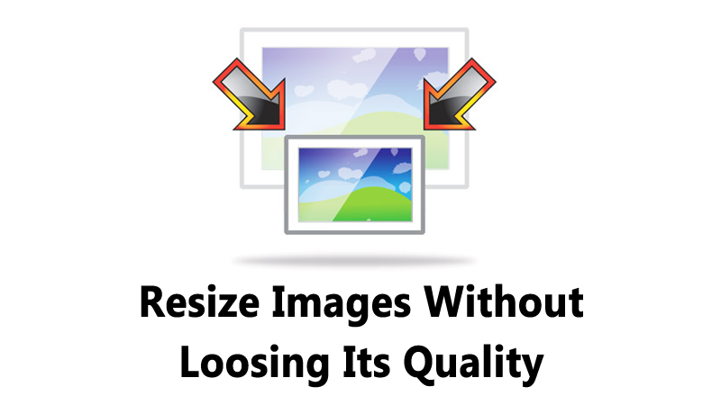 How to Resize & Make Images Larger Without Losing Quality.