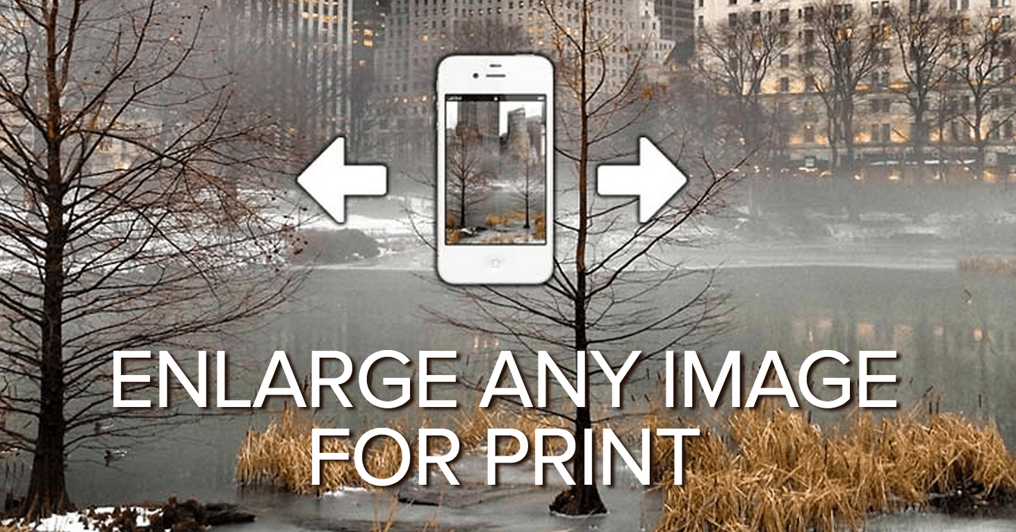 How to Resize Images to Make Them Larger (without losing.