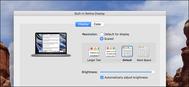 How to Make Text and Icons Bigger on Your Mac's Retina Screen.