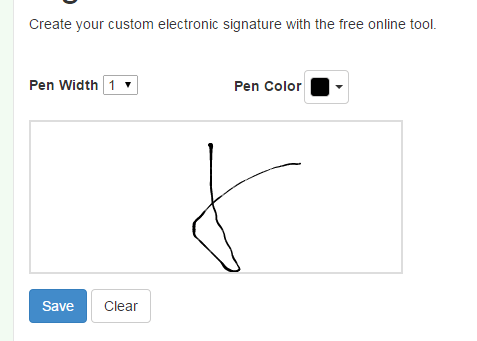 How to create a digital signature online [Tip].