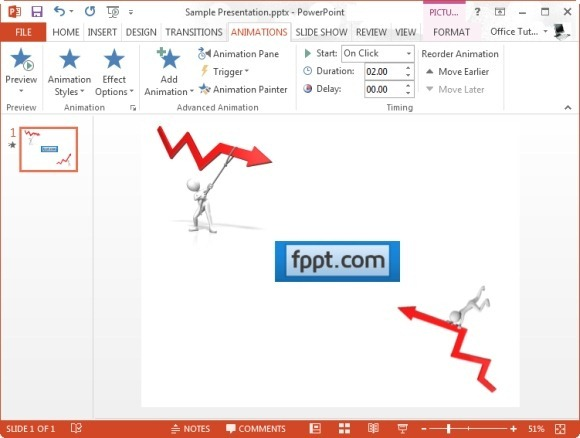 How To Create Animated Clipart in PowerPoint.