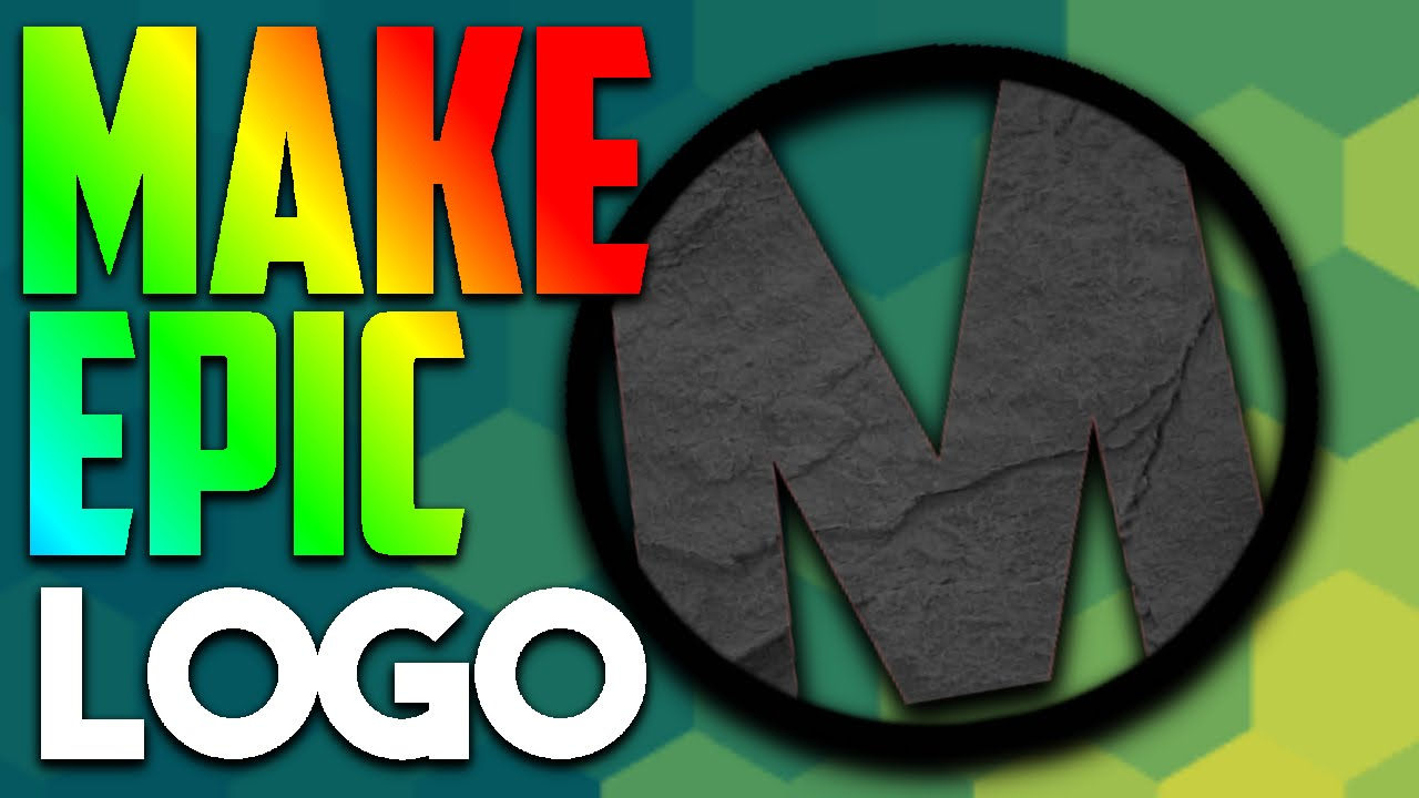 How to make Your Own Youtube Logo.