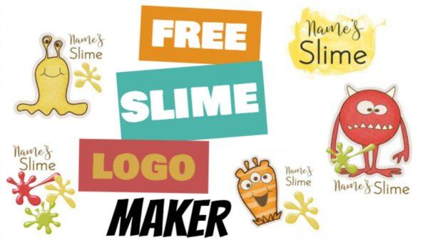 Slime Logo Slime Logo.