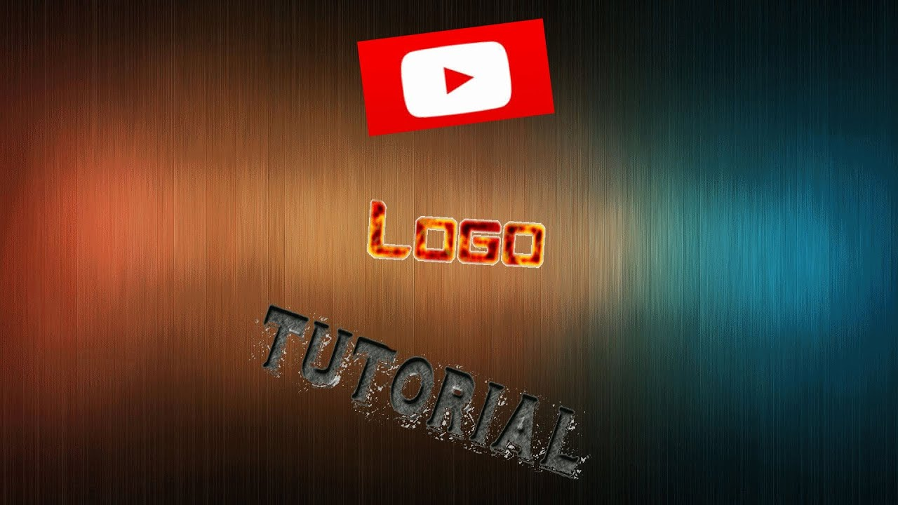 How To Make Your Own Logo For YOUTUBE! 100% FREE NEW 2017!!!!!.