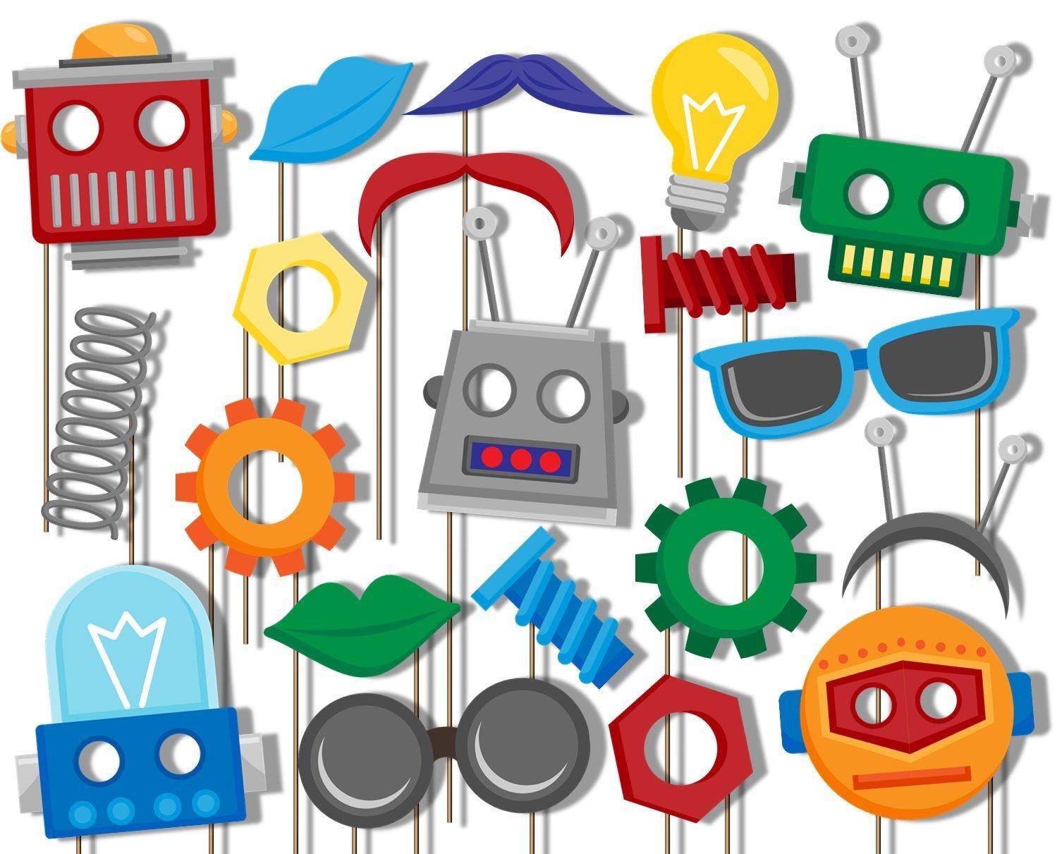 Maker Fun Factory VBS Decor Ideas.